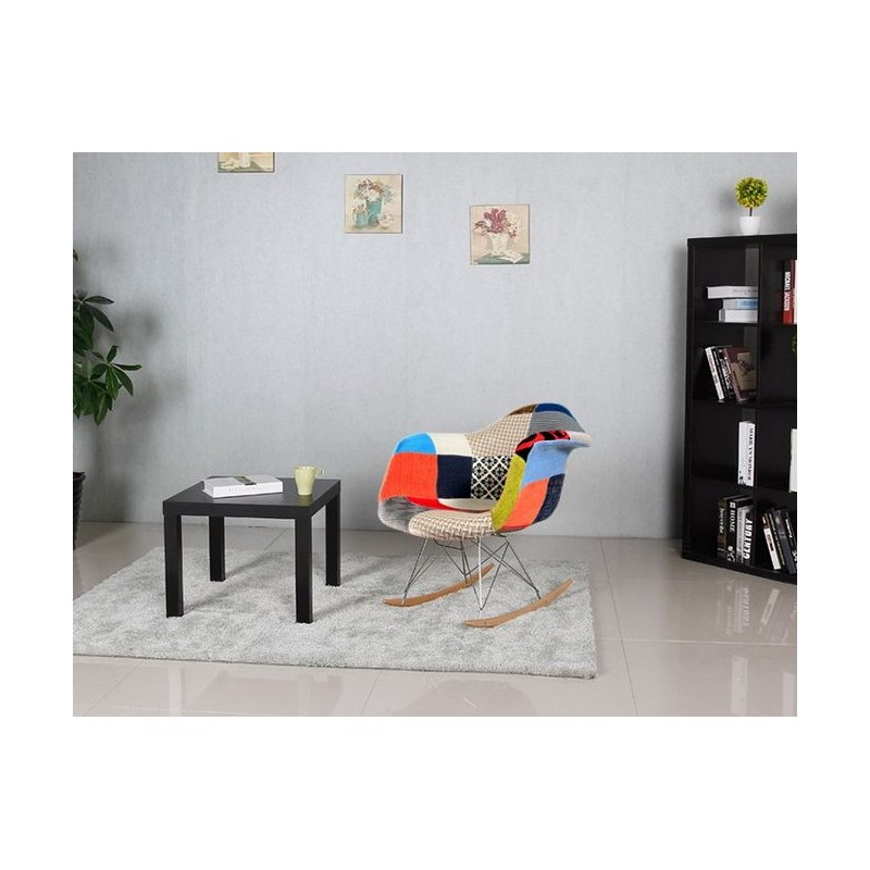 chaise bascule patchwork gallery of alinea fauteuil bascule emilia collection chaise a. Black Bedroom Furniture Sets. Home Design Ideas