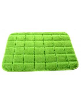 Tapis brique-vert