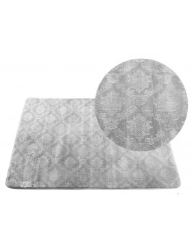 Tapis classique gris