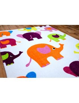 Tapis éléphant