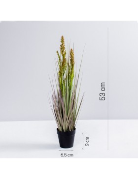 Plantes artificielles GRAIN 53 CM
