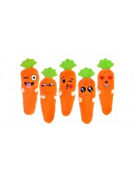 Peluche Emoji gang de carotte