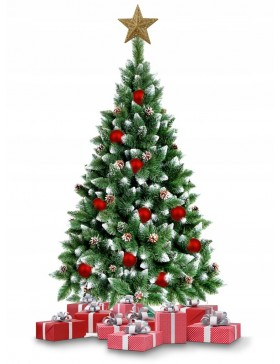 SAPIN ARTIFICIEL diamant