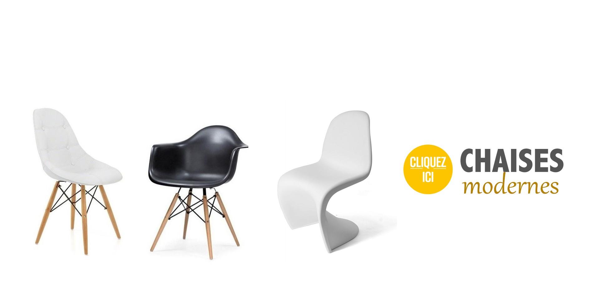 Chaises Modernes Bruxelles - fournisseur de design d'intérieur
